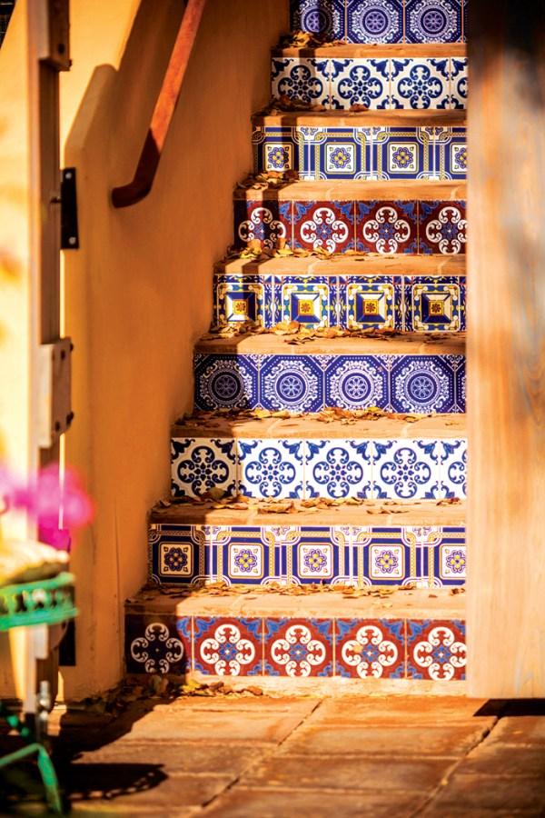 DIY Grandma's Stairs