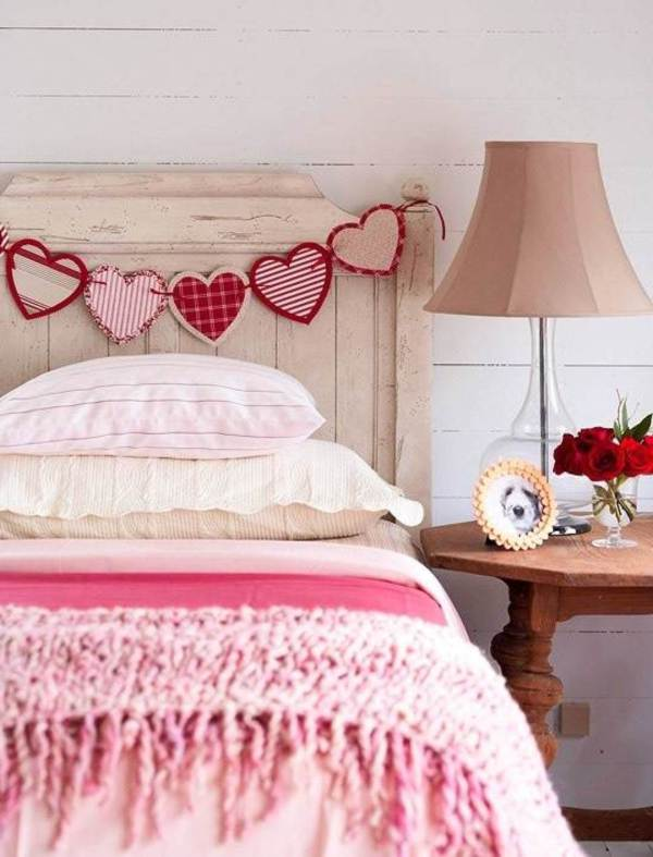 DIY Pink Romantic Room