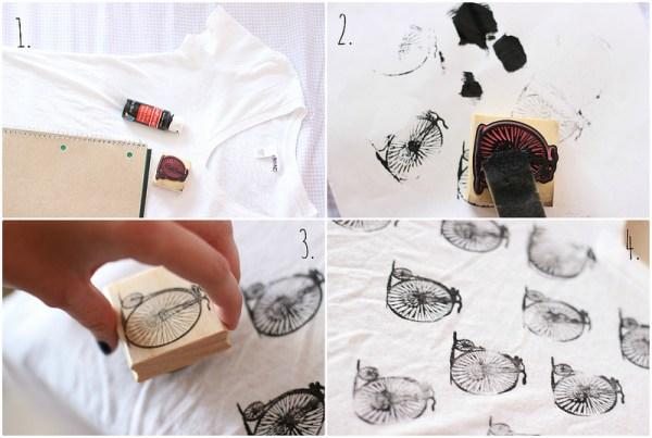 DIY Shirt Decor