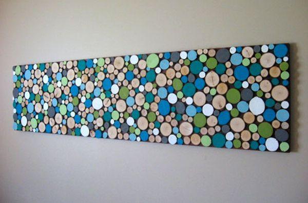 DIY Decorating Wall