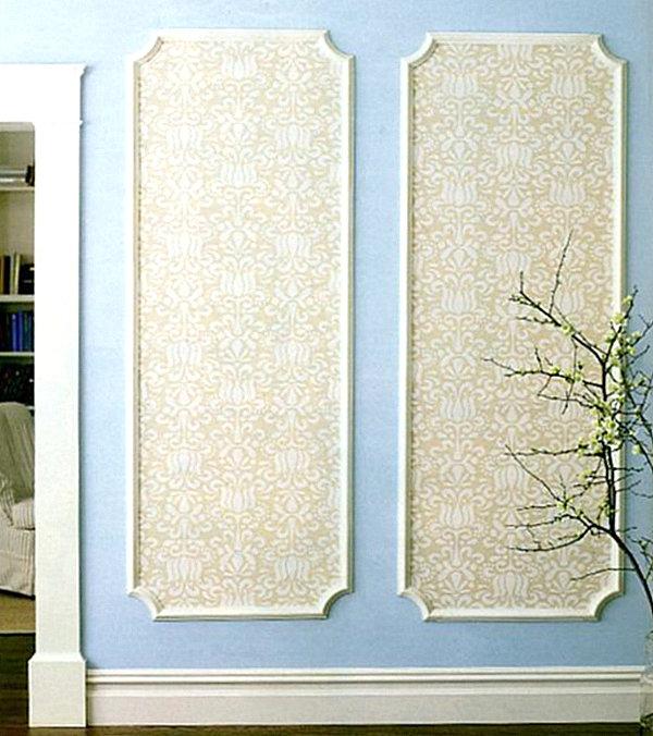 DIY Elegant Wall