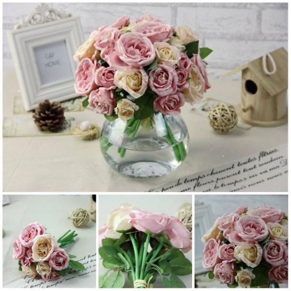DIY Colourful bouquets