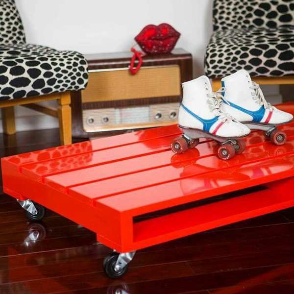 do it yourself coffee table