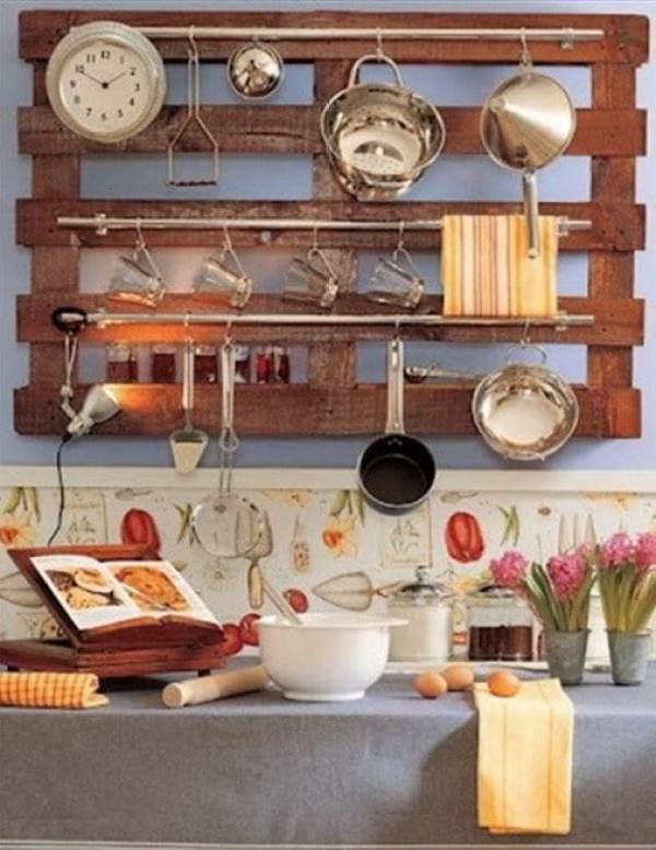 kitchen utensil holder.