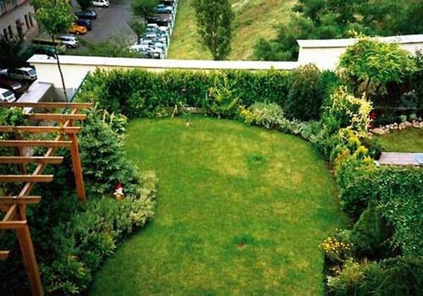 modern gardens tips