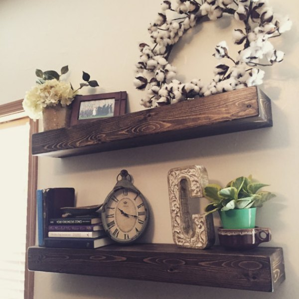diy shelving plans