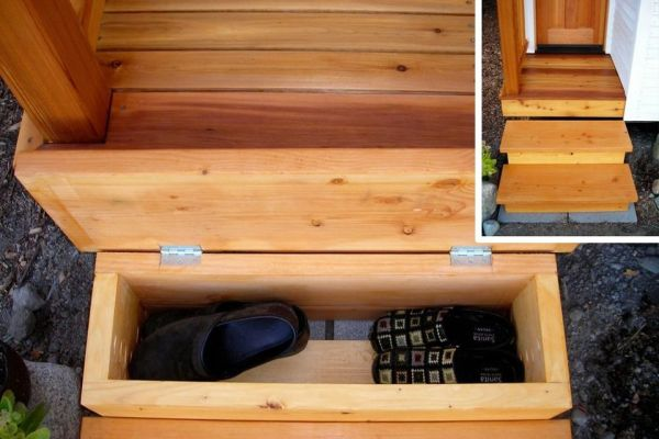 how to organize things in tiny home