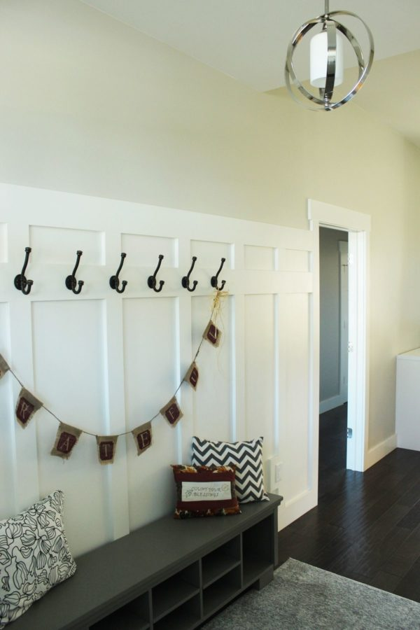 do it yourself entryway ideas