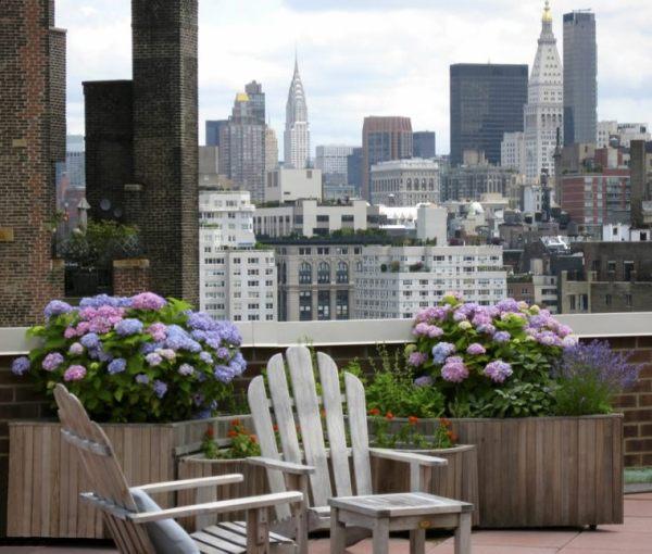 diy terrace gardens ideas