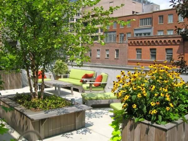 diy terrace ideas