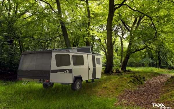mantis camping trailer