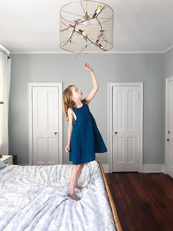 building a chandelier at home