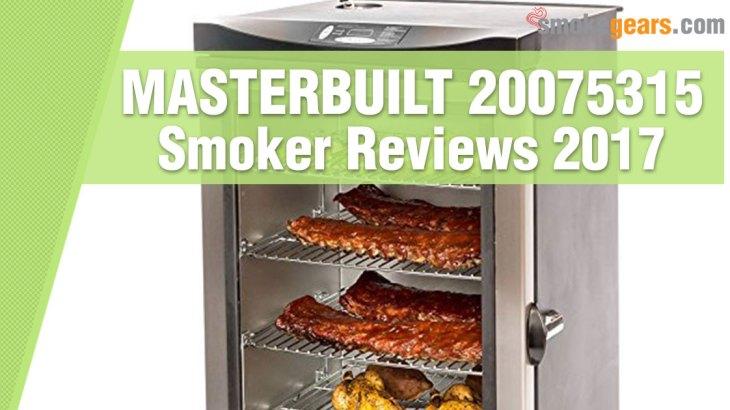 Masterbuilt-20075315-Smoker