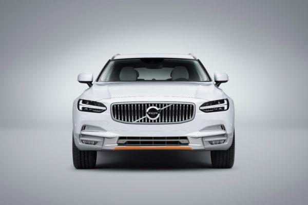 Volvo vehicle 2018