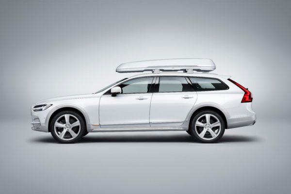 Volvo updates