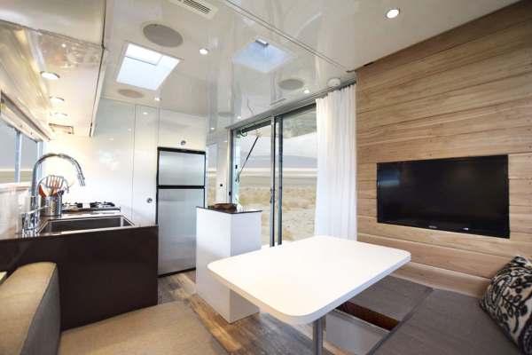 off grid living trailer