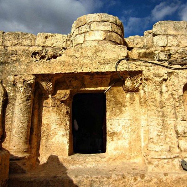historical places in Jordan
