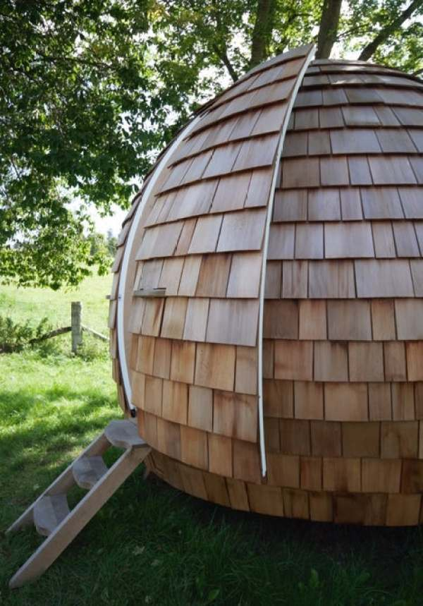 top ten outdoor pods