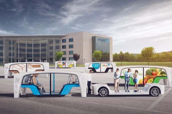 electric mobility pod
