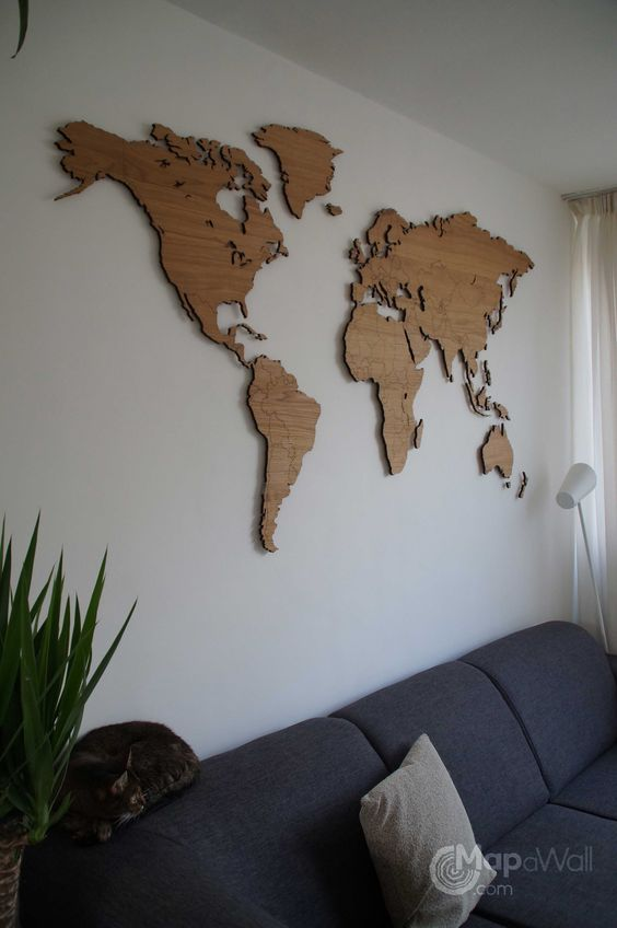 how to decor walls