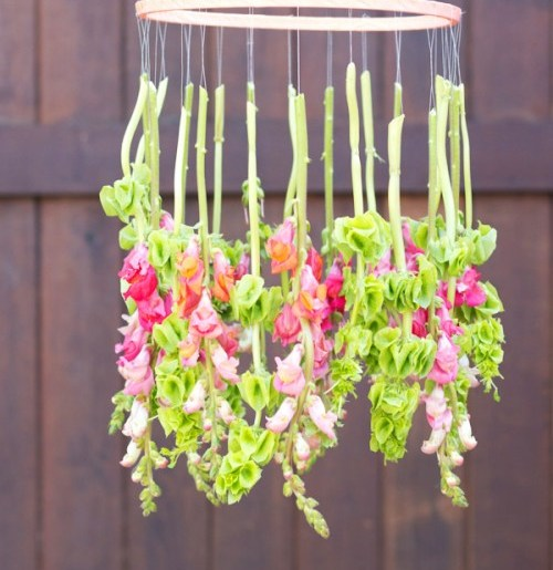 DIY fabulous spring decor ideas