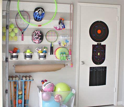 Mind blowing garage storage diy ideas easy diy and crafts solutioingenieria Choice Image
