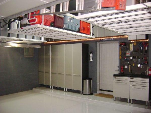 DIY tips organizing your garage