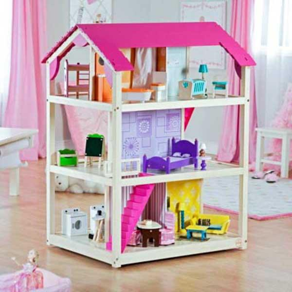 8 Simple But Beautiful Diy Dollhouse Ideas For Your Daughter Easy