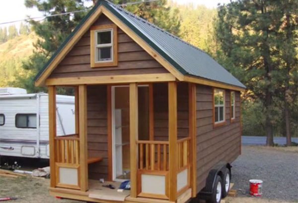 do it yourself tiny house