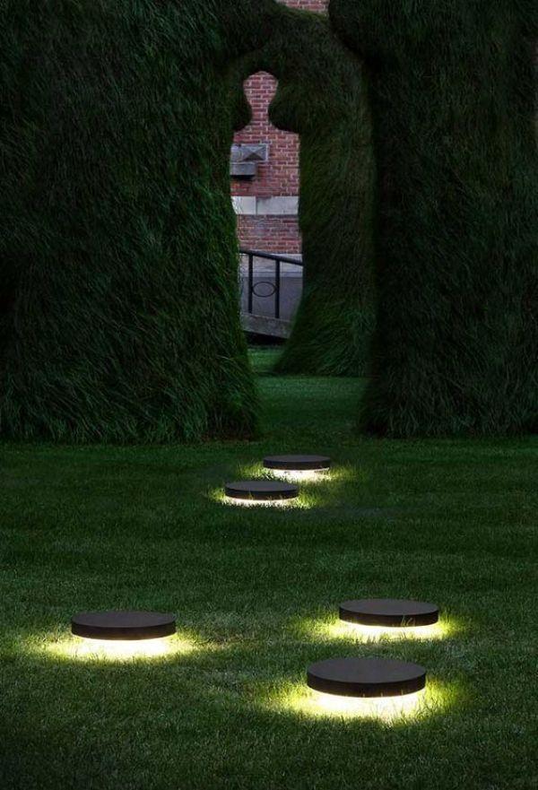 do it yourself garden lights