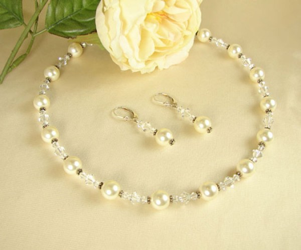 handmade bridal jewelry ideas