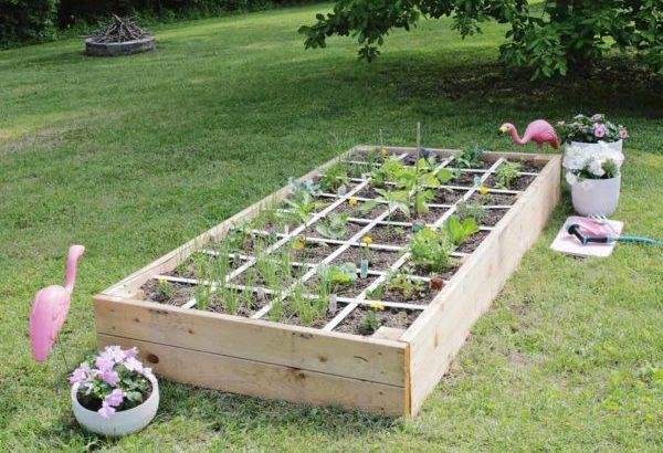 diy garden bed plans