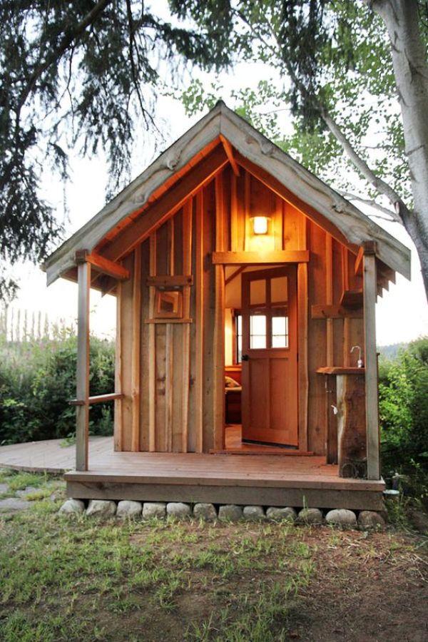 wooden pallet shed plans