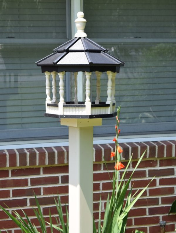 wooden bird feeder ideas