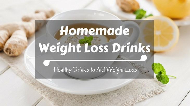 Homemade-Weight-Loss-Drinks
