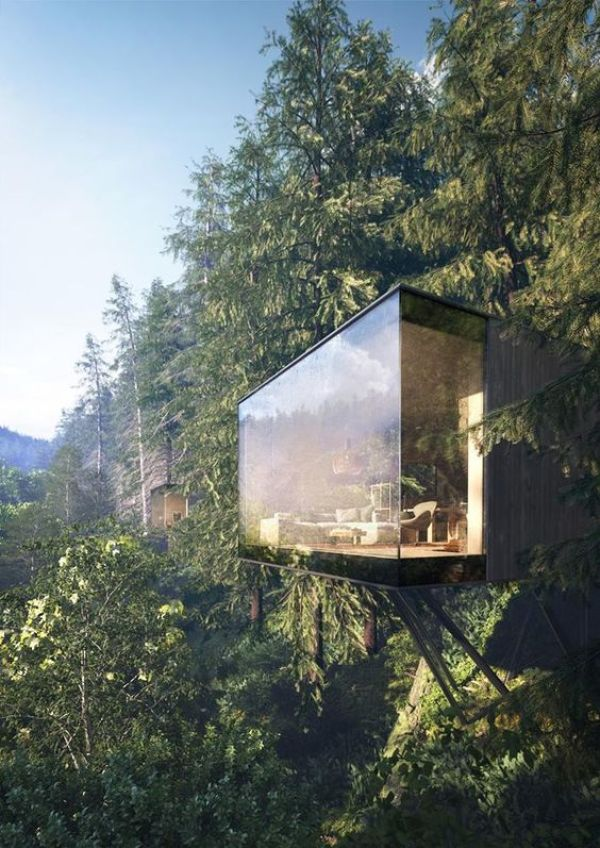OFF GRID SHELTER DESIGNS
