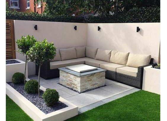 build your own backyard furniture