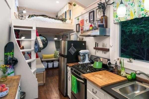 DIY TINY HOUSE PROJECT
