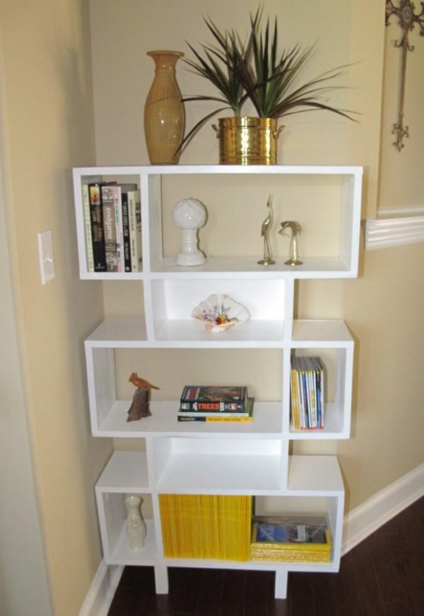 building shelves diy ideas