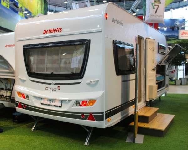 camping 2019 models
