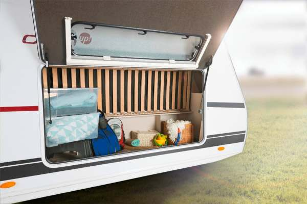 LATEST CAMPING TRAILER