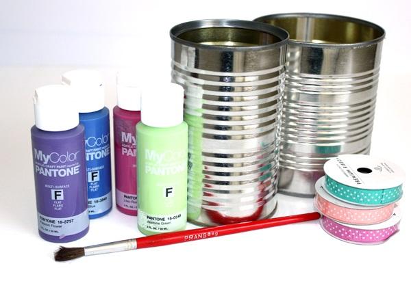 Tin Can Windsock Supplies