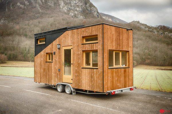 tiny house for family