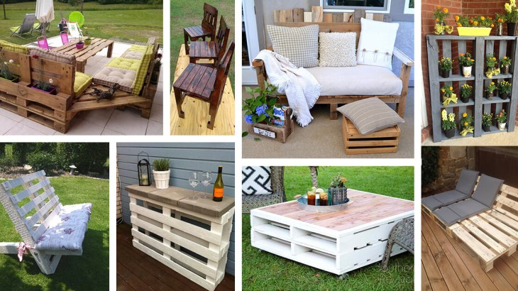 Amazingly Creative Diy Pallet Furniture Ideas For Home