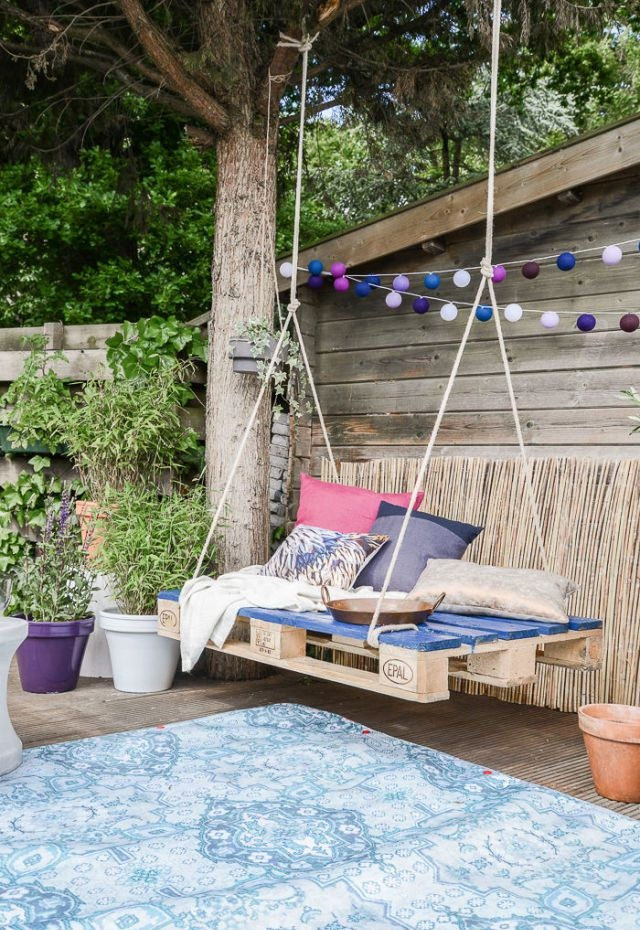 outdoor-diy-swing-palletts