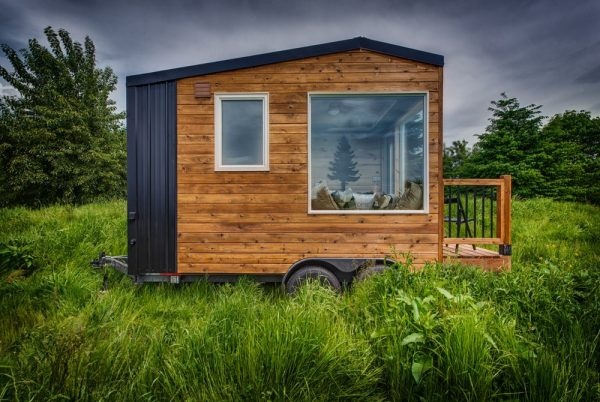 off grid tiny home