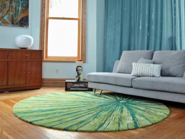round-area-rugs