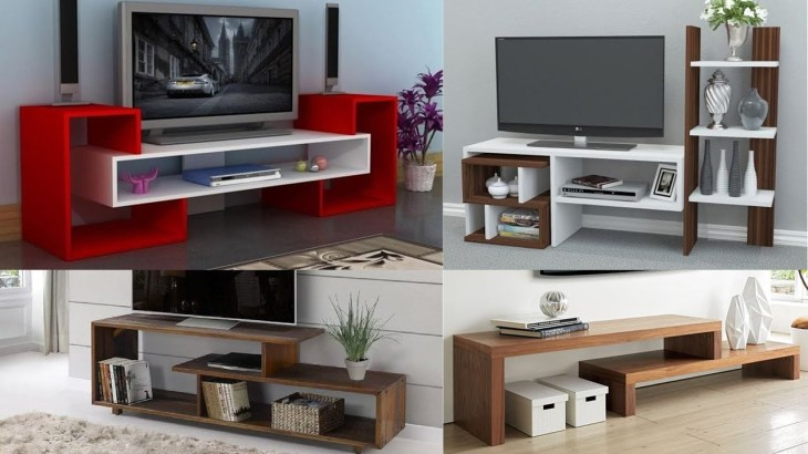 DIY TV Stands