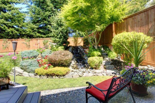 Best Garden Idea- A Place to Sit