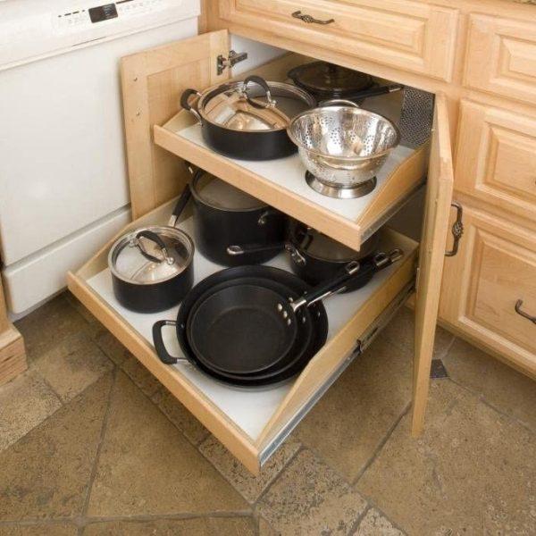 kitchen organizer storage